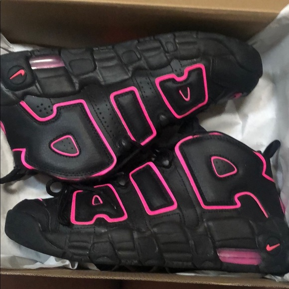 wholesale dealer b1c9a a0785 Jordan Shoes | Nike Air More Uptempo Gs Hyper Pink | Poshmark